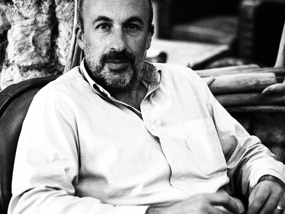 M. Philippe Bronzini est l'image emblématique de la Maison Bronzini